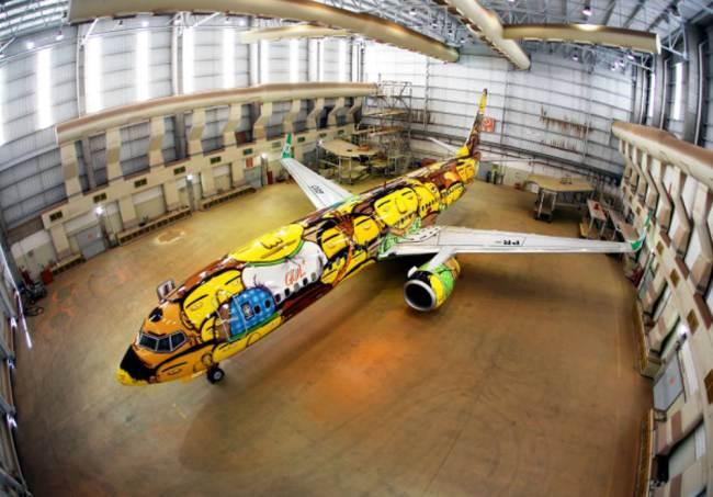 avion brazilia