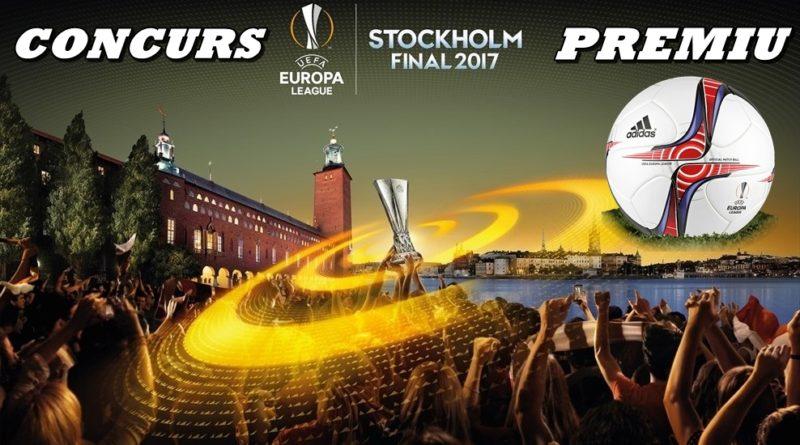 Ghiceşte câştigătoarea Europa League şi poţi câştiga mingea finalei Ajax-Man.United