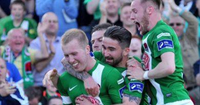 Mergem pe mâna statisticii pentru o cotă de 1,62 la meciul Derry City– Cork City!